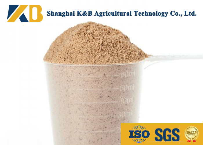 OEM Brown Rice Powder / Animal Feed Products Well - Balanced Amino Acid Profile